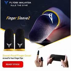 Flydigi Wasp Feelers Finger Sleeve Sweat by Flydigi Wasp Feelers 2 Anti Sweat Thumb Cover Finger
