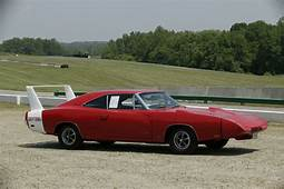 Muscle Cars You Should Know 1969 Dodge Charger Daytona
