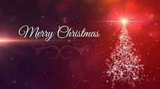 merry christmas animated background loop christmas card youtube