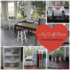 organizing plus 123 my craft room transformation