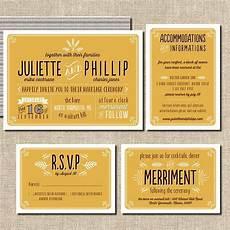 printable diy wedding invitation suite juliette 50 00