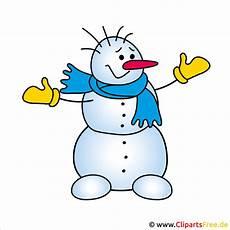 clipart gratis schneemann weihnachtsbild