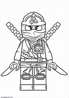 Malvorlagen Ninjago Lloyd Print Lego Ninjago Green Coloring Pages In 2020