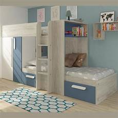 Wood Bunk Beds With Storage Drawers Stairs For