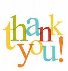 Thank You Clip Free free thank you clipart images clipart clipartcow