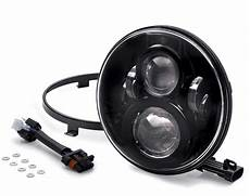 67700267 daymaker 7 quot projector led schwarz softail ab 91
