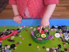 play dough buttons learning 4