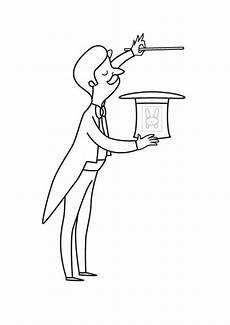 kostenlose malvorlage m 228 rchen zauberer zum ausmalen zum