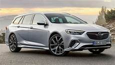 2018 Opel Insignia Gsi Sports Tourer Sharp Powerful And