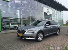 Superb Combi Business Grey Skodaforum Nl