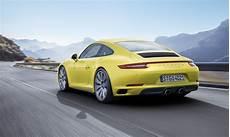 New Porsche 911 4 And 911 Targa 4 For 2016 Elite