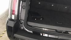 Fuse Box Location 2015 2017 Cadillac Escalade Caja De