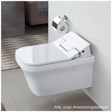 duravit happy d 2 sensowash slim dusch wc sitz