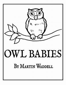 free owl babies lesson plans and lapbook owl unit study baby owls owl babies book owls