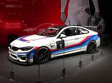 bmw m4 gt4 2017 frankfurt auto show bmw m4 gt4