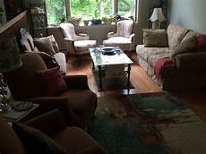 Much Furniture In Living Room