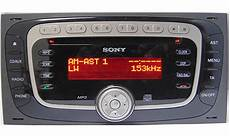ford sony cd mp3 player ford c max car stereo radio with