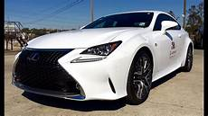 2015 lexus rc 350 f sport full review test exhaust start up youtube