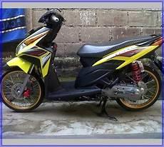 Skotlet Motor Vario 125 by 27 Gambar Modifikasi Motor Vario 150 125 110 Cc Fi Cw