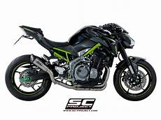 sc project exhaust kawasaki z900 system exhaust 4 2 1