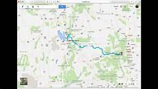 Map And Route - create route in maps and make a gpx from it