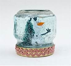 Schneekugel Selber Basteln - selbstgemachte geschenke wie kann eine schneekugel