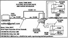 87 F250 With The 460 How Do I Which Fuel Pumps I