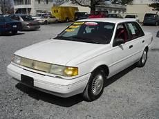 car owners manuals for sale 1988 mercury topaz transmission control used 1992 mercury topaz gs sedan for sale stock u6363 dealerrevs com dealer car ad 6098903