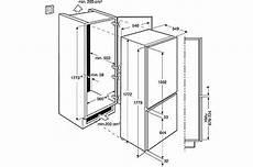 dimension frigo americain encastrable frigo dimension choix d 233 lectrom 233 nager