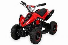 mini elektro kinder racer 800 watt atv pocket