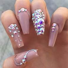 3d nail art crystal glitter rhinestone luvit quality