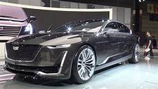 2019 cadillac escala concept ct 8 youtube