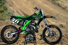 kawasaki kx125 motorcross bike kawasaki dirt bikes