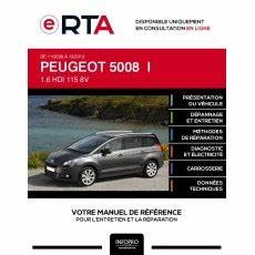 Revue Technique Peugeot 5008 Dv6c Rta Site Officiel Etai