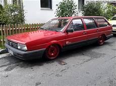 Vw Passat B2 Wagon Vw Passat Retro Motoring