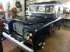 1972 Land Rover Series 3 Restoration Nearing Completion