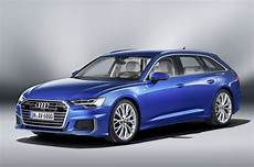 Audi Reveals A6 Avant