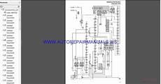volvo sub wiring diagram 1994 2005 manual auto repair manual heavy equipment