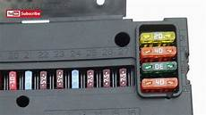 Where Is The Smart Car Fuse Box
