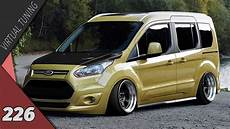 tuning ford transit courier 226