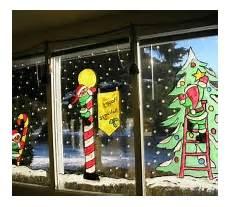 fensterdeko f 252 r weihnachten vermittelt eine tolle feststimmung