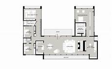 u shaped ranch house plans fascinating u shaped house floor plan new canaan residence