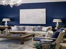 Navy Blue Living Room Set Zion