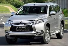 2017 Mitsubishi Pajero Release Date Specs And Redesign