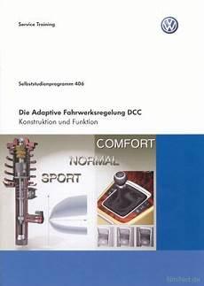 Adaptive Fahrwerksregelung Dcc Selbststudienprogramm