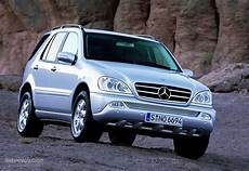 mercedes ml klasse w163 specs photos 2001 2002