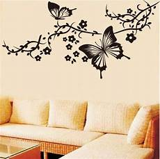 Home Wall Decor Drawing Ideas by Living Room Wall Wall Home Decor Butterfly