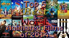 list best 2013 top 5 best worst animated of 2014 electric