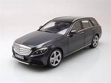 Mercedes C Klasse T Modell Kombi S204 2014 Grau Metallic