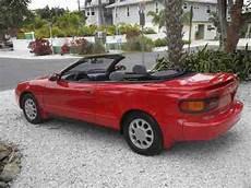 find used 1992 toyota celica gt convertible 75 000 original miles rare car in